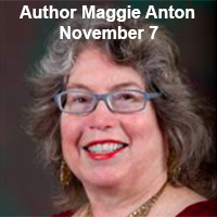 Maggie Anton Appearance